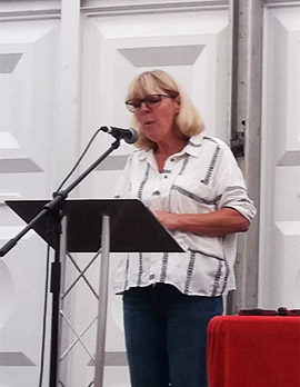 Women's Archive of Wales at the National Eisteddfod